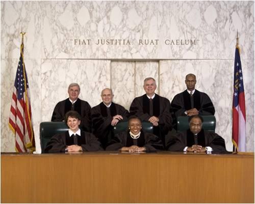 Supreme Court of Georgia Cases